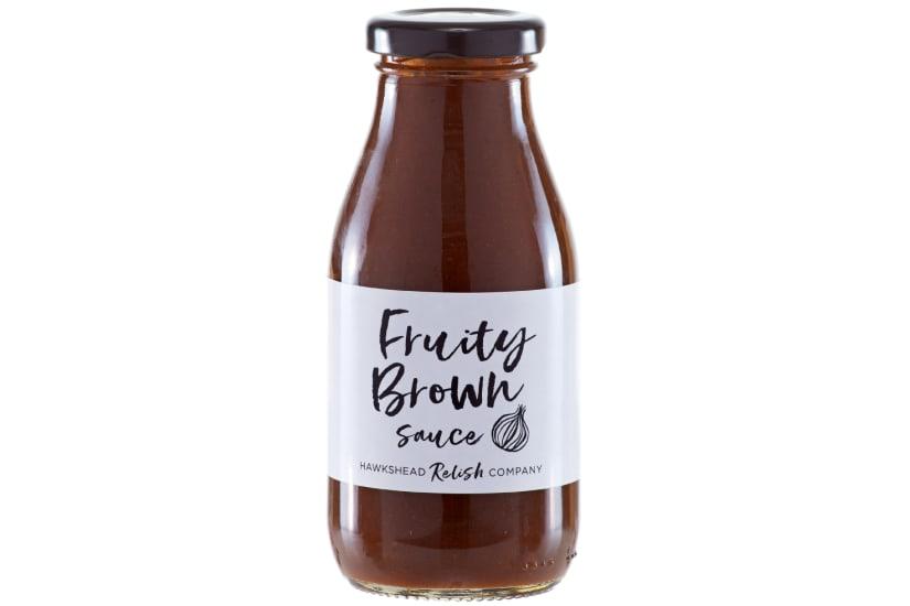 Fruity Brown Sauce