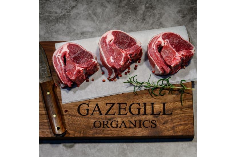 Organic Lamb Chops