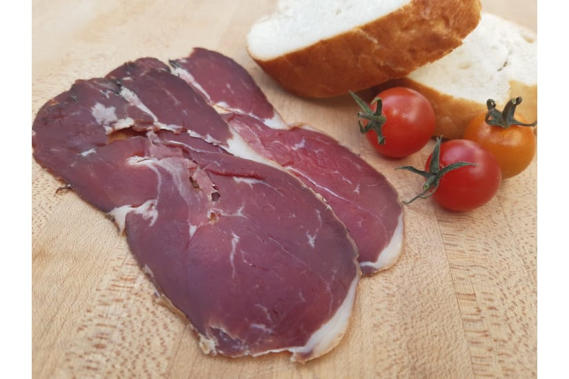 Cornish Smoked Lamb Prosciutto