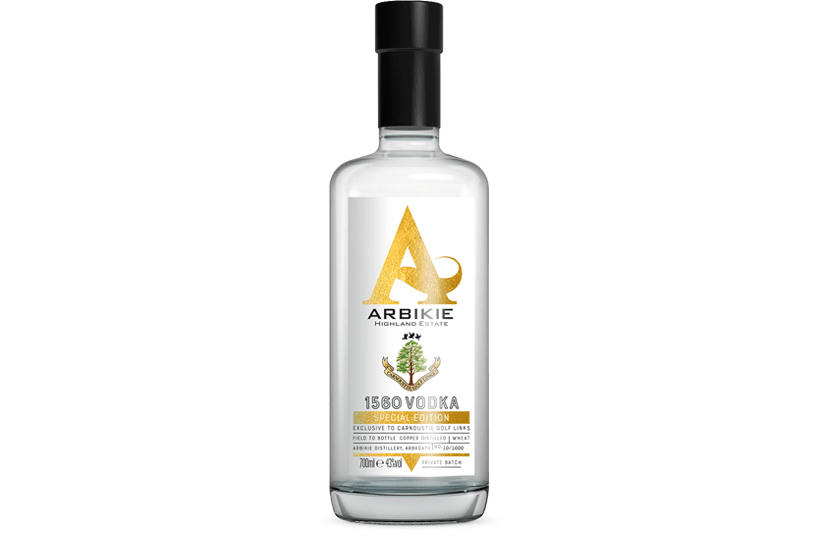 Arbikie Carnoustie Vodka