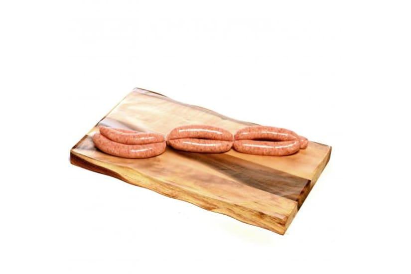 Pork Cumberland Sausage - No added Wheat