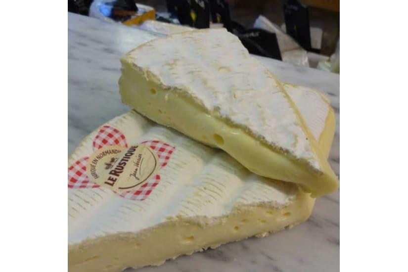 Camembert Rustique