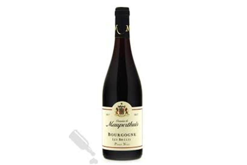 Bourgogne Pinot Noir 'Les Brulis' Domaine de Mauperthuis 2018