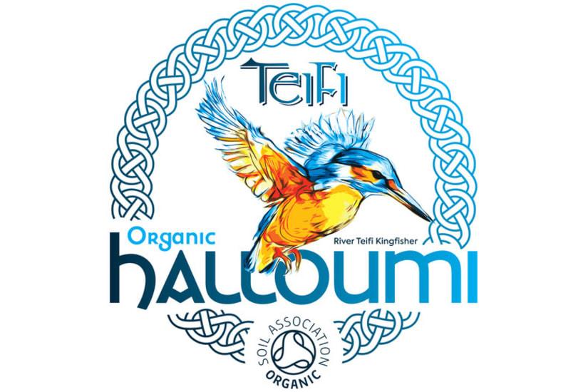 Organic Halloumi