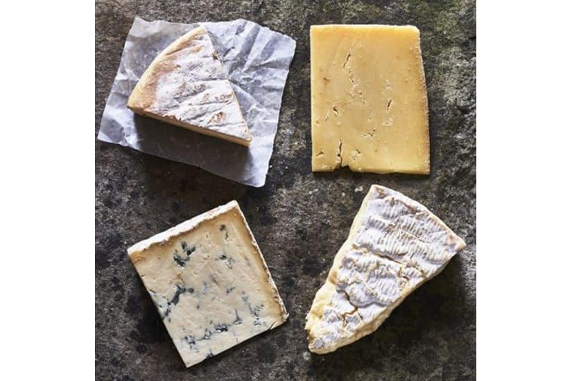 Modern British Cheese