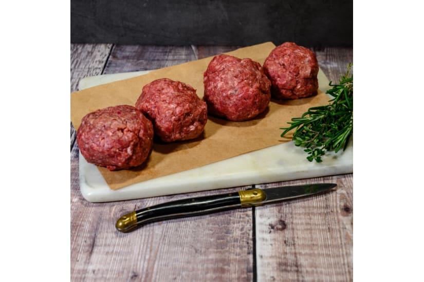 Organic Beef Meatballs