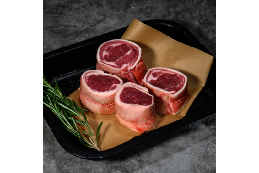 Organic Lamb Noisette