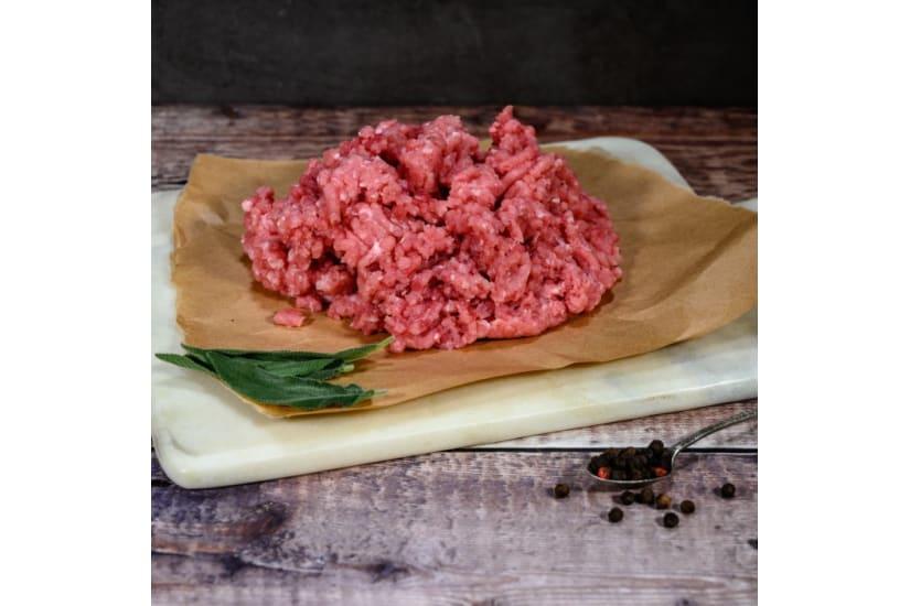 Organic Minced Pork