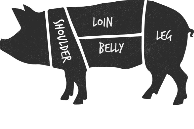 Half Organic Pig Meat Box - Free Range Outdoor Reared