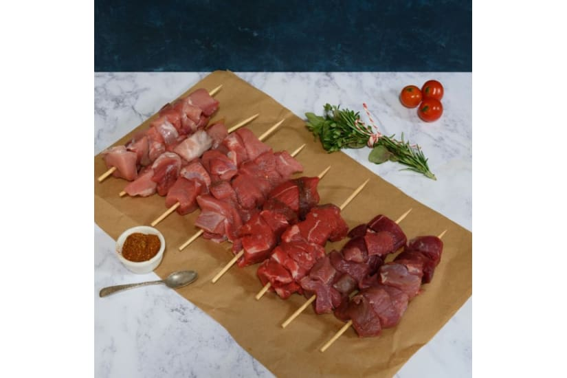 Organic Luxury Kebab Meat Box