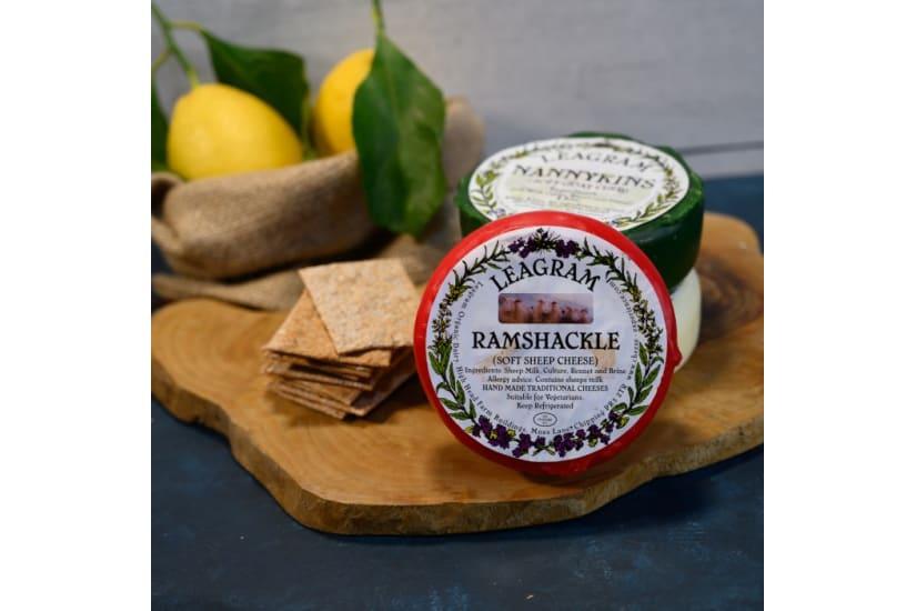 Leagram's Ramshackle Soft Sheep's Cheese