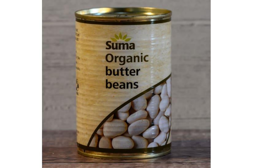 Suma Organic Butter Beans