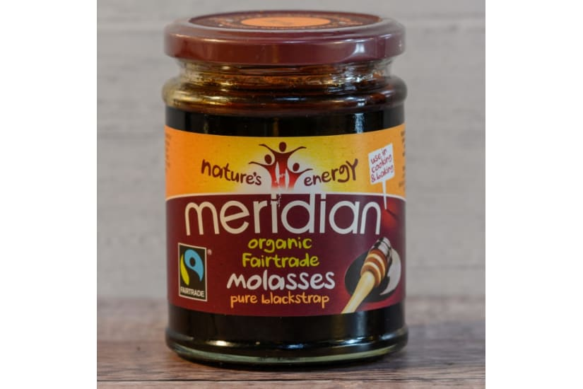Meridian organic Fairtrade blackstrap molases