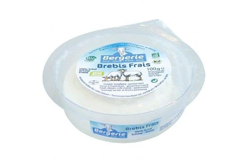 Bergerie Sheep's Milk Fresh Cheese