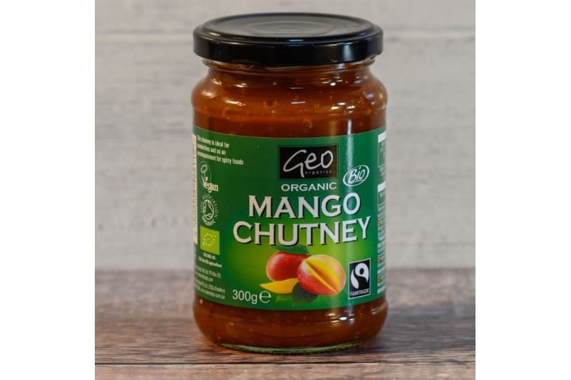 Geo Organic Mango Chutney