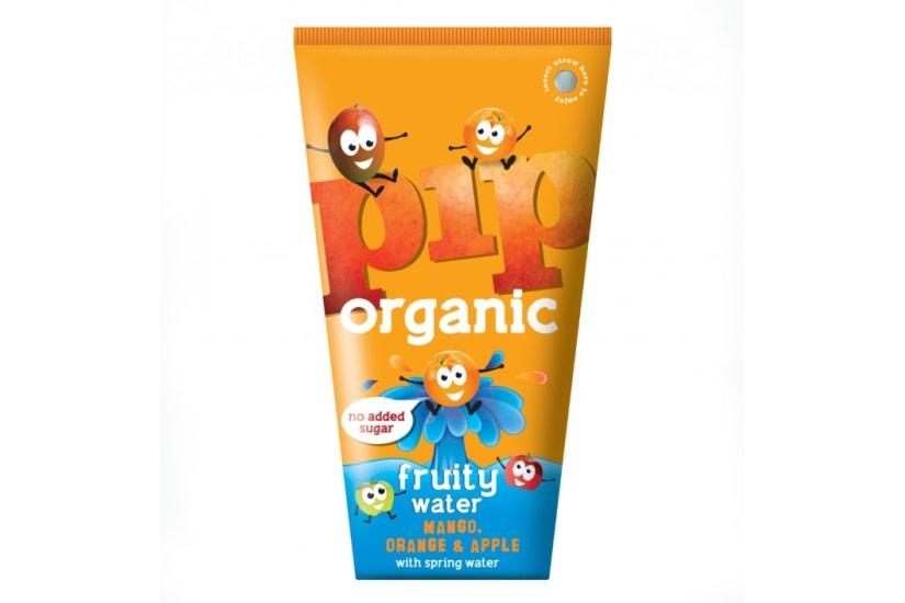 Pip Organic Mango, Orange & Apple Fruity Water
