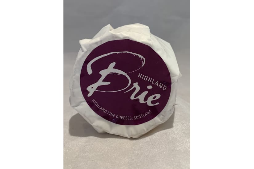 Mini Highland Brie Cheese