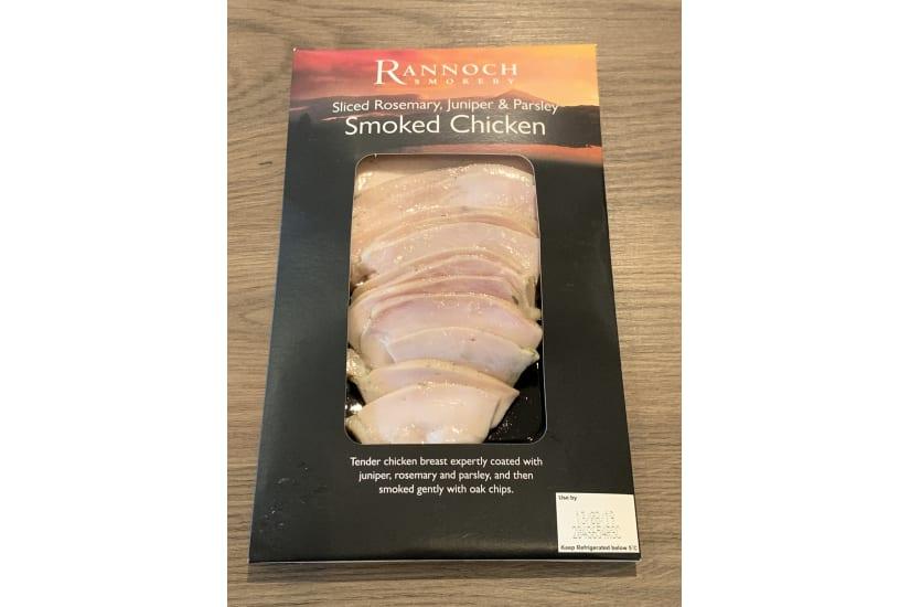 Rannoch Sliced Smoked Chicken