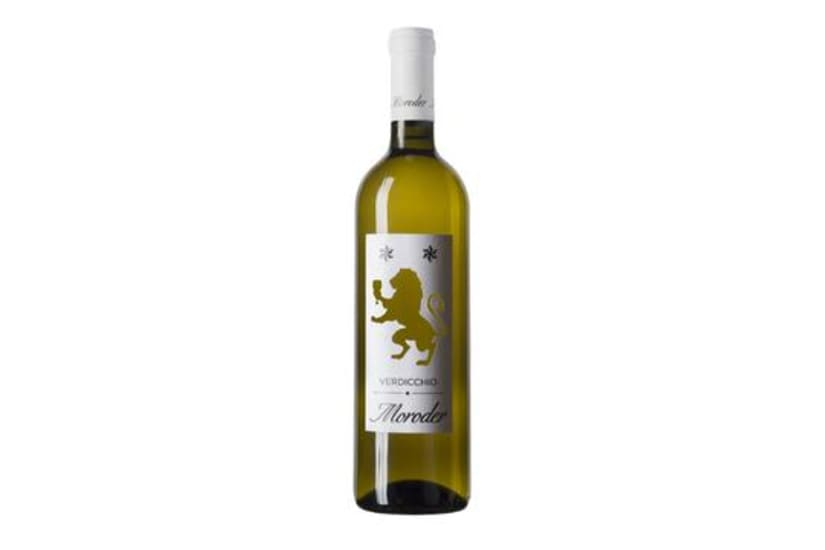 Wine From The Castle: Moroder Verdicchio Dei Castelli