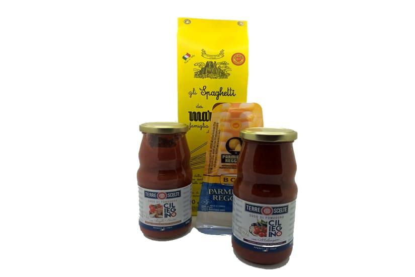 Italian Pasta Meal Kit