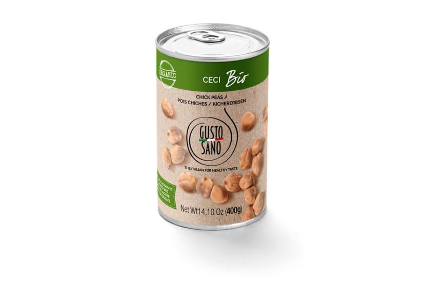 Ceci Bio ( Organic Chick Peas )
