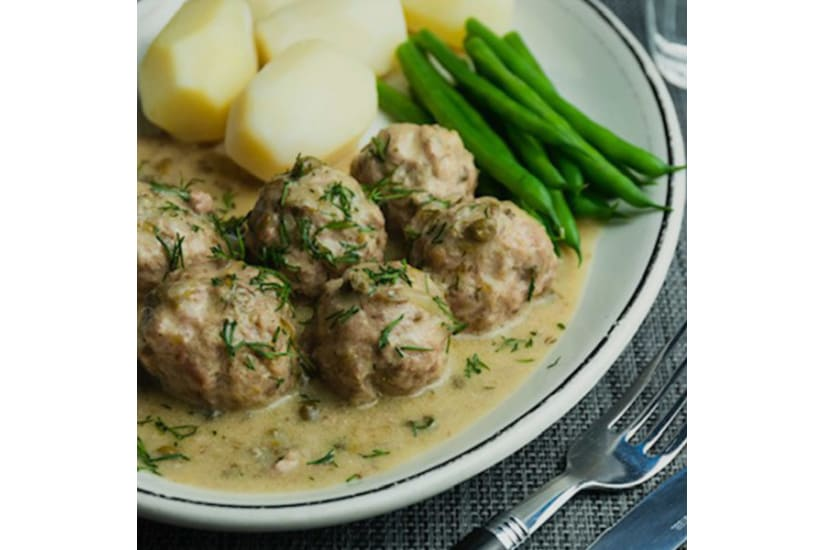 Exquisite Prussian Meatballs