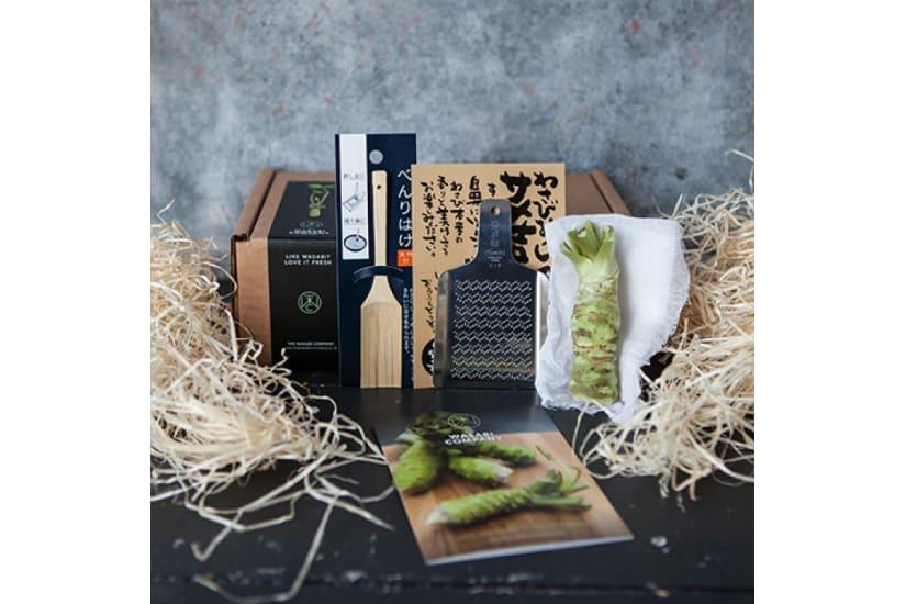 Fresh Wasabi Starter Pack