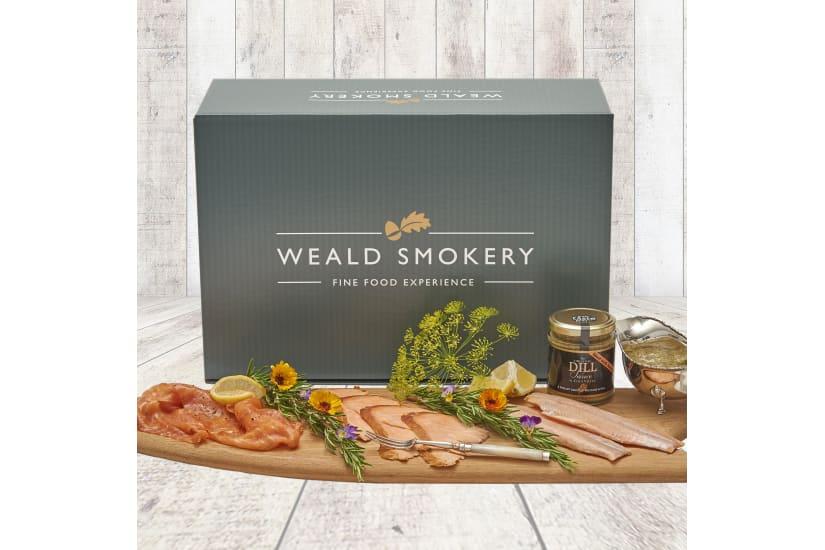 Smoked Fish Trio