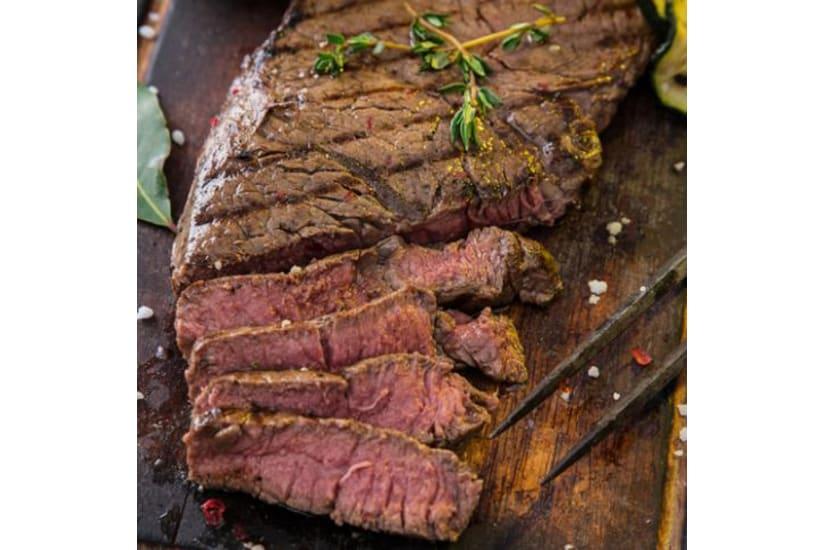 Big Daddy Rump Steak - Scotch Native Breed