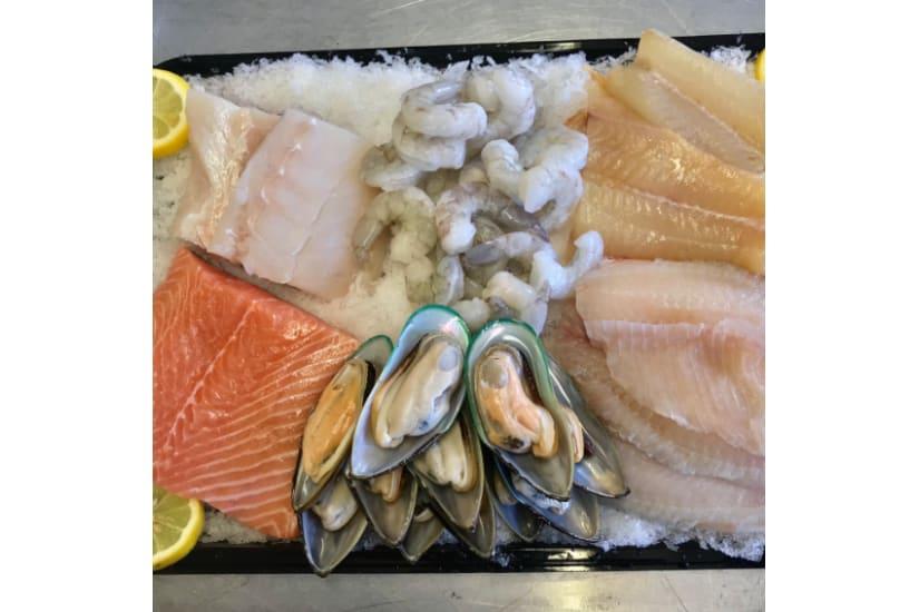 Family Fish Box (Serves 6-8)