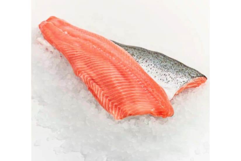 Fresh Full Side Salmon Fillet