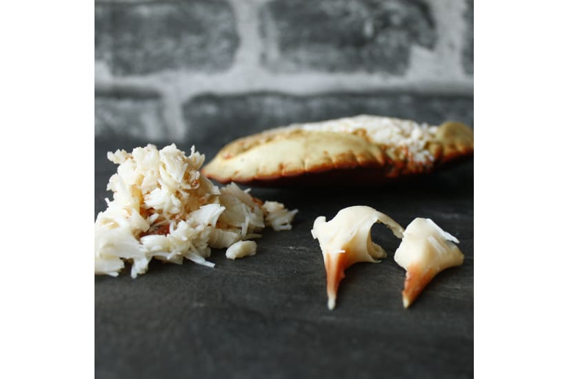 Pure White Crab Meat