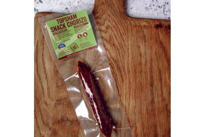 Snack Topsham Chorizo (Nitrate Free)
