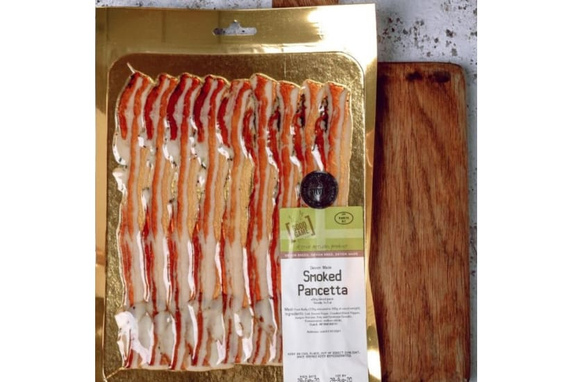 Smoked Pancetta – Air Dried Pork Belly