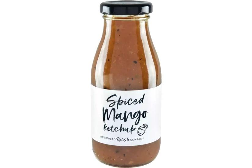 Spiced Mango Ketchup
