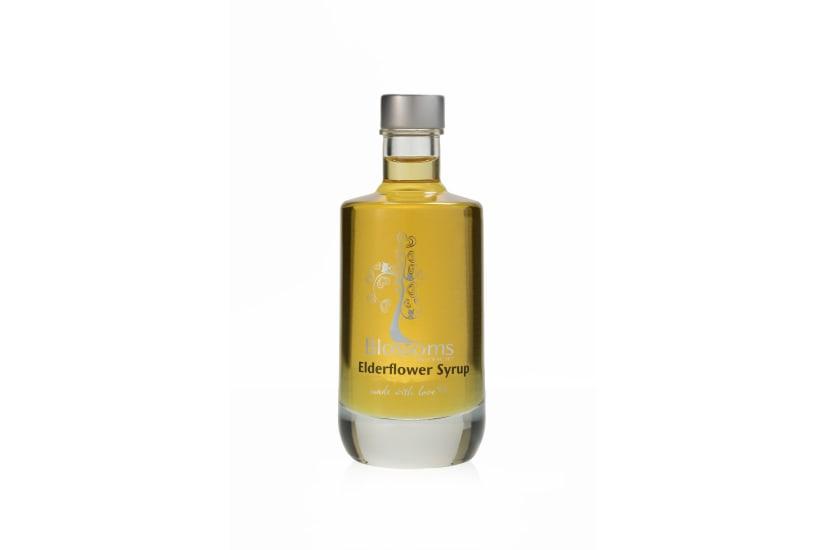 Blossoms Elderflower Syrup