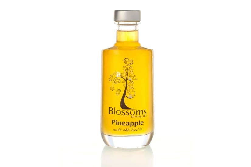 Blossoms Pineapple Syrup
