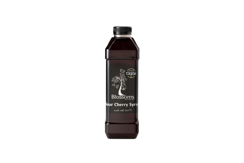 Blossoms Sour Cherry Syrup