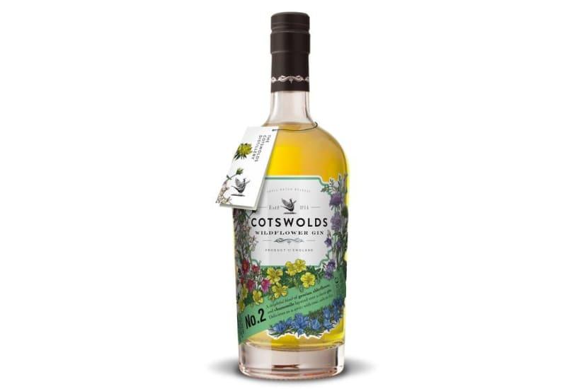 No 2 Wildflower Gin