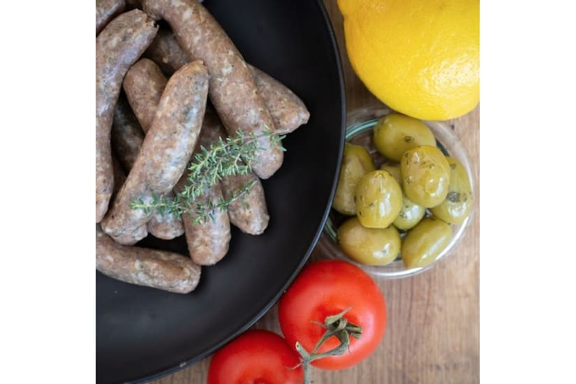 Loukaniko - Greek Sausage