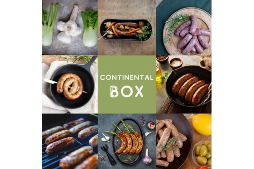 Continental Sausage Box