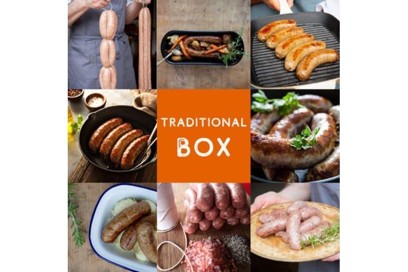 Traditional Sausage Box