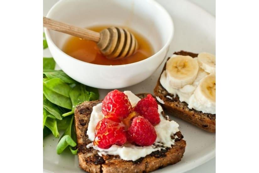 Fruit Toast | Paleo Bread