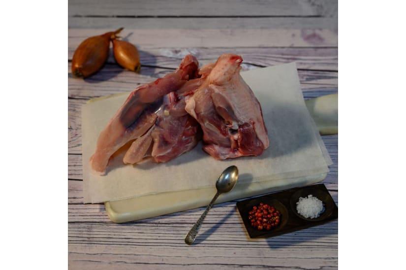 Organic Whole Chicken Carcass