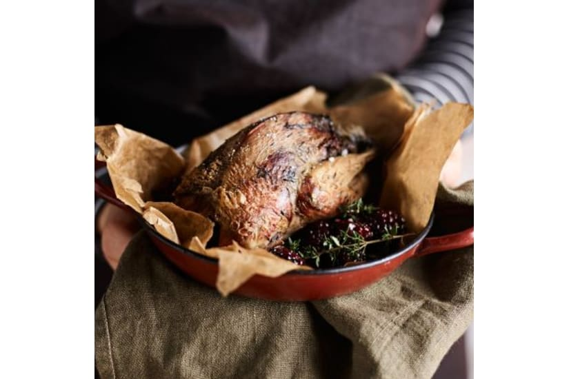 Whole Grouse - Ready to Cook