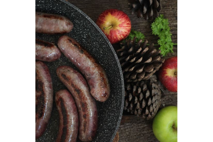 Grouse & Wild Boar Sausage