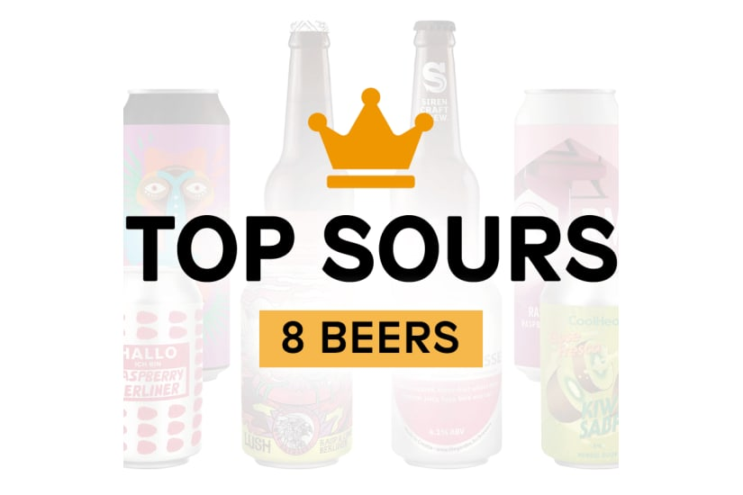 Top Sours (8 Pack)