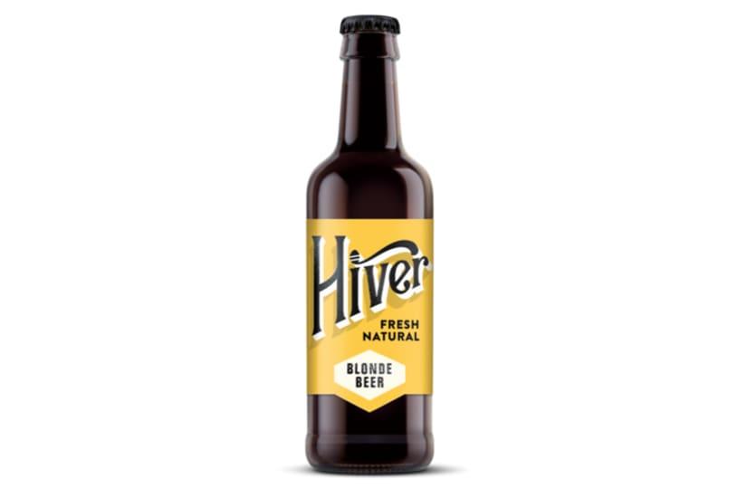 24 x Hiver Blonde Beer