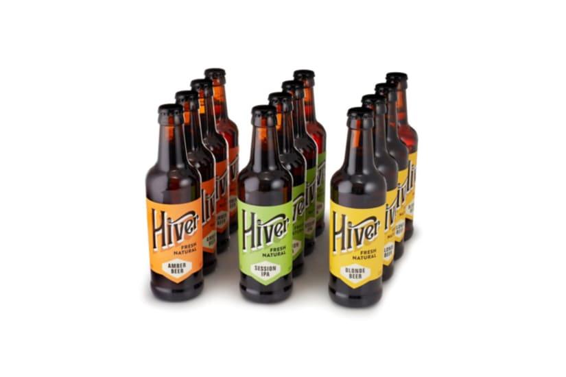Hiver Taster Pack (24 bottles)