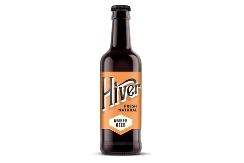 24 x Hiver Amber Beer